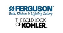 Ferguson, Bath Kitchen & Lighting Gallery/Kohler